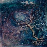 "Eye of Horricane - 12x12"""